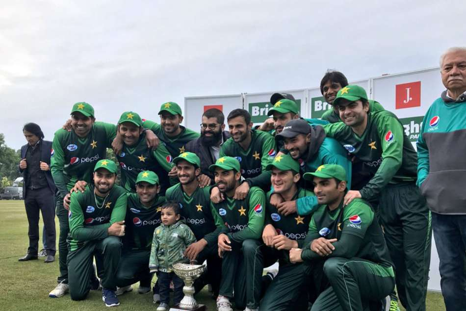 Scotland Beaten By Pakistan In Second Twenty International
