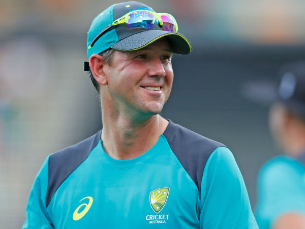 Ricky Ponting Joins Australia Coaching Staff