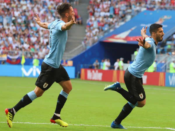 Fifa World Cup Russia Uruguay Live Match Updates