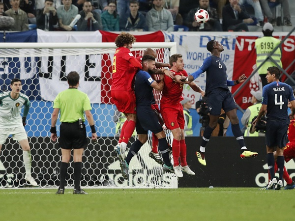 World Cup France Belgium Match Review