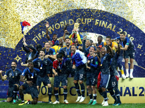 France Croatia Fifa World Cup Final Live Match Updates