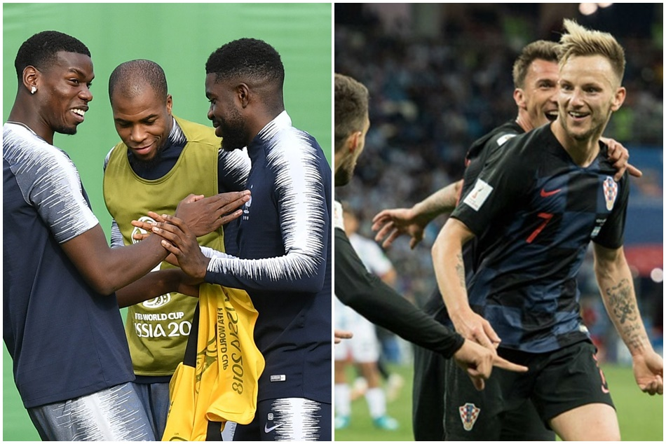 World Cup France Vs Croatia Head To Head