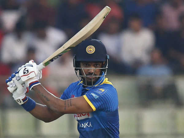 Lankan Player Gunathilaka Suspended For Six Matches
