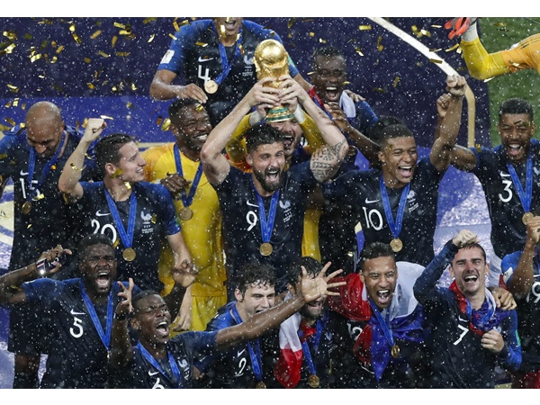 Migrant Sons Lift Fifa World Cup