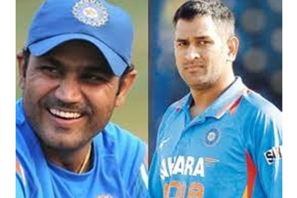 Dhoni Finished Sehwags Career