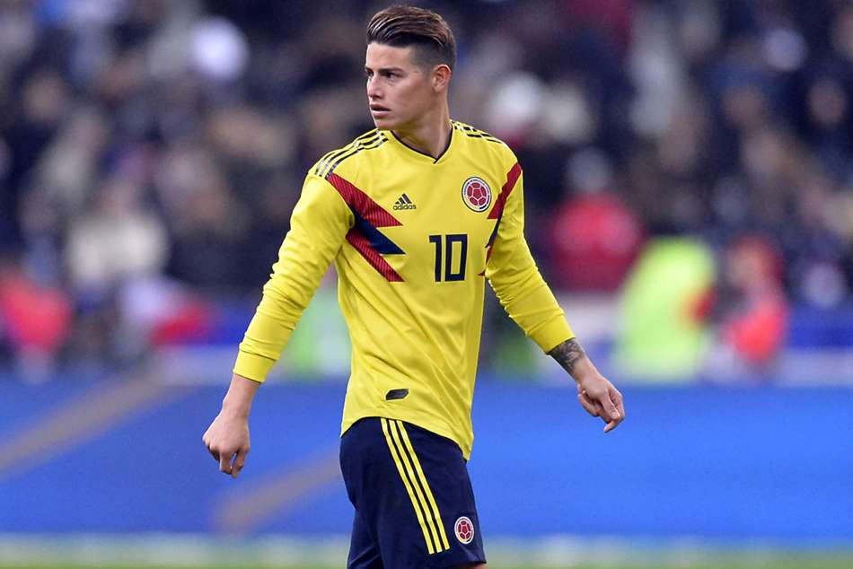 James Rodriguez Not Return To Real Madrid