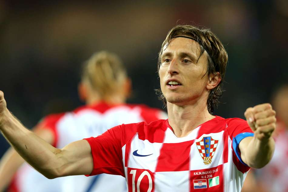 Luka Modric Golden Ball Bittersweet