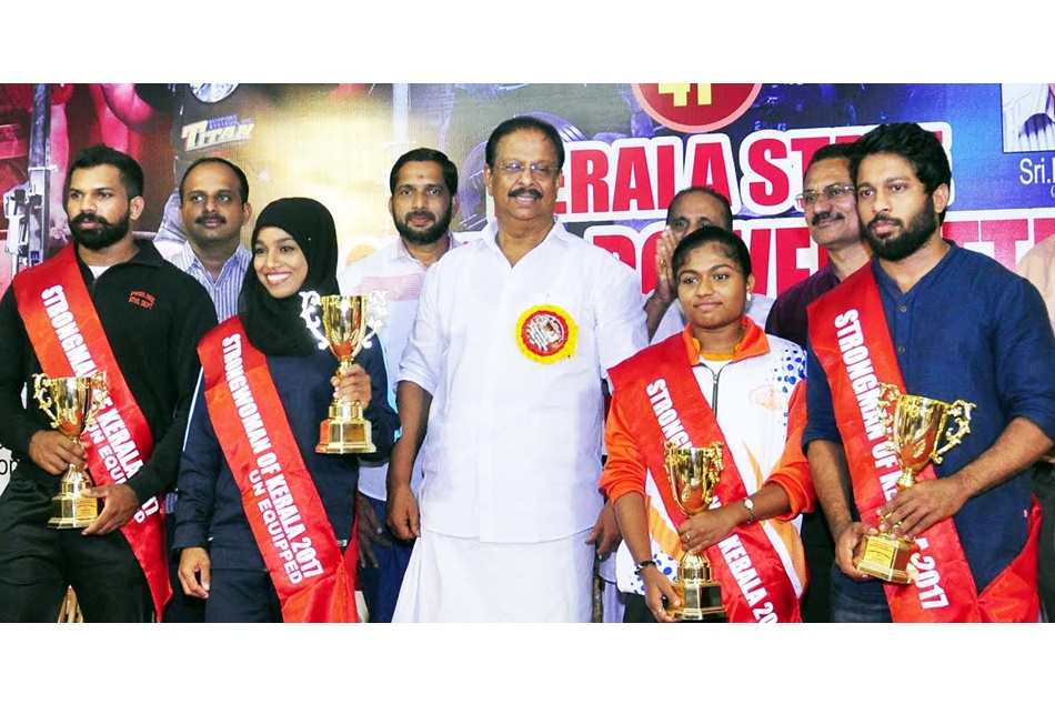 Candidate From Kerala World Arm Wrestling Championship