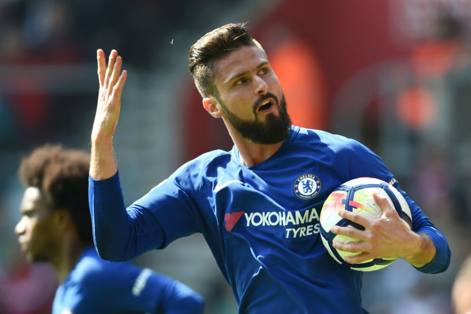 Arsenal Send Classy Message To Giroud