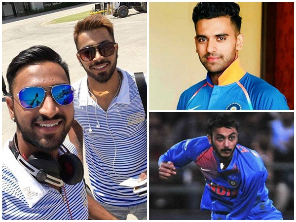 Krunal Pandya And Deepak Chahar Added To Indian Team