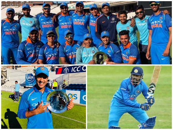 Indian A Team Wins Tri Series In England