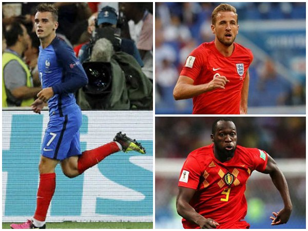 Golden Boot Front Runners In Russian World Cup
