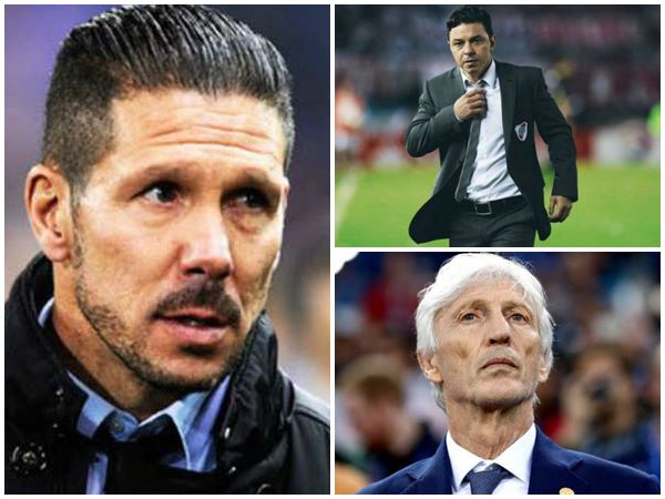 New Argentina Football Coach Candidates