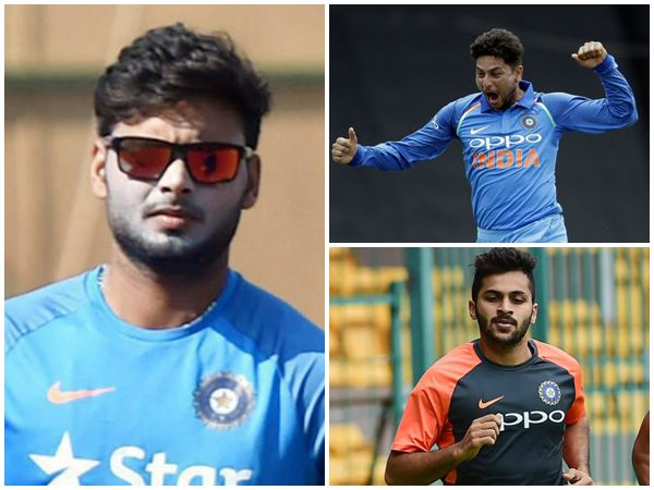 Kuldeep Pant Included Indian Test Team Against England
