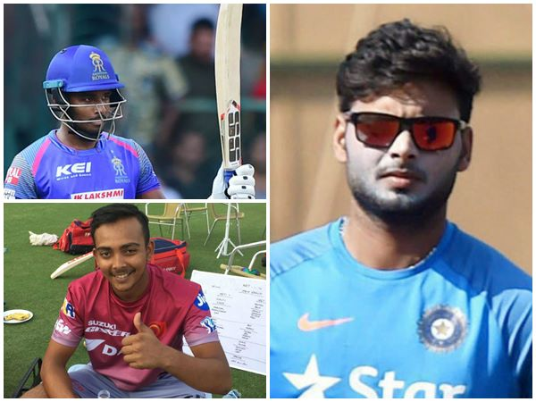 Fearless Young Batsmen Of India