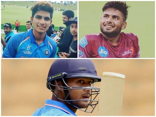 Players Who Can Solve India S Number Four Batsman Problem