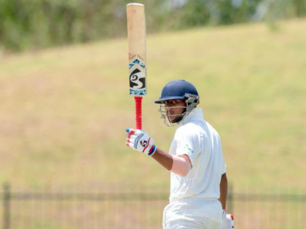 nd Youth Test India Under 19s Vs Sri Lanka Under 19s Day Two