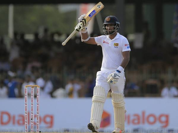 nd Test Sri Lanka Vs South Africa Day Two End