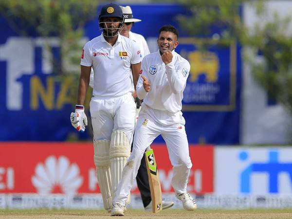 First Test Sri Lanka Vs South Africa Day Two