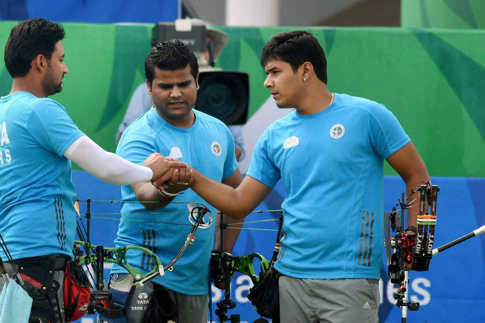 Asian Games 2018 Mens Archery Team Gets Silver