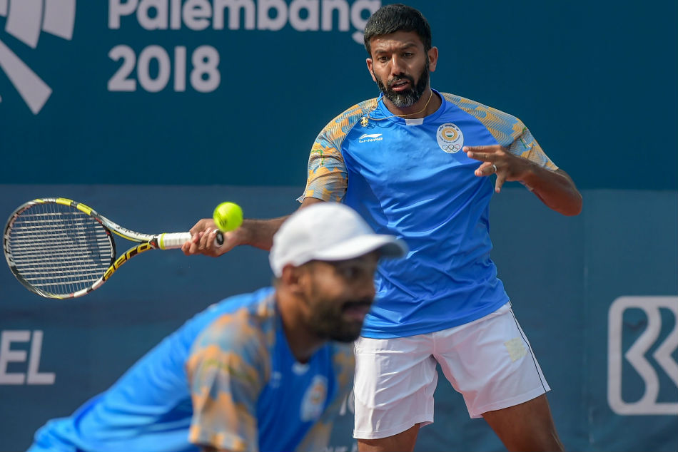 Asian Games 2018 Gold In Mens Doubles Tennis
