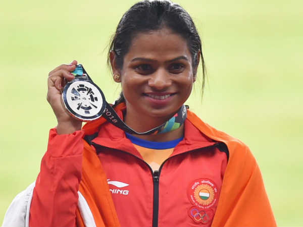 Dutee Chand Clinches Silver For India In Asian Games