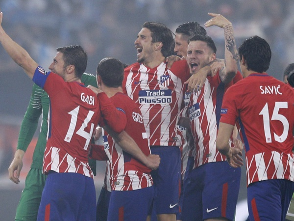 Uefa Super Cup Atletico Madrid Beat Real Madrid