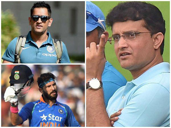 Players Who Owe Their Career To Former Captain Ganguly