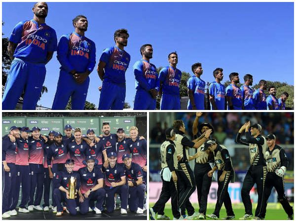 Teams Likely To Qualify For Next Year S Cricket World Cup Semi Final