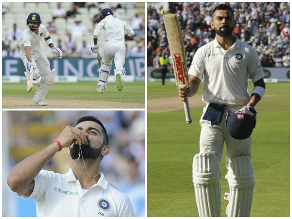 Cricket World Salutes Indian Captain Virat Kohli