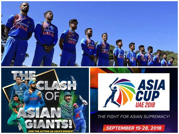 Asia Cup Cricket To Be Telecasted On Nine Channels