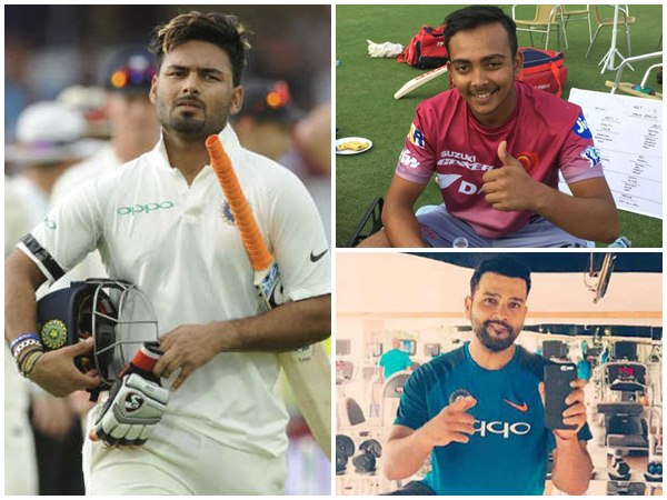 Players Who May Replace Murali Vijay In Indian Test Team