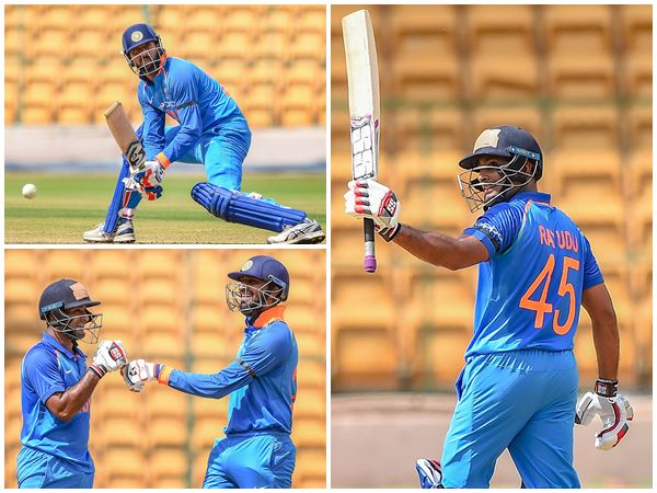 Indian A B Teams Wins In Quadrangular Series