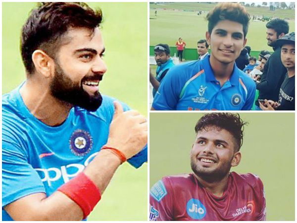 Players Who Have The Capability To Become Next Virat Kohli