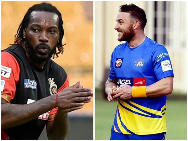 Brendon Mccullum Overtakes Chris Gayle S Record