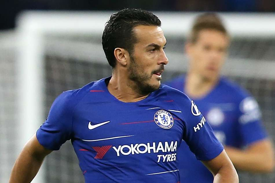 Chelsea Winger Pedro Signs Stamford Bridge Contract Extension