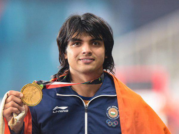 Asian Games 2018 Neeraj Chopra Wins Gold