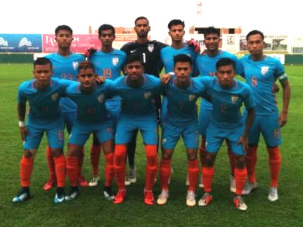 India Under 19 Football Team Beaten By Slovenia