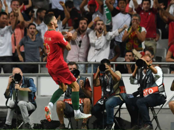 Portugal Beats Italy In Uefa Nations League Football