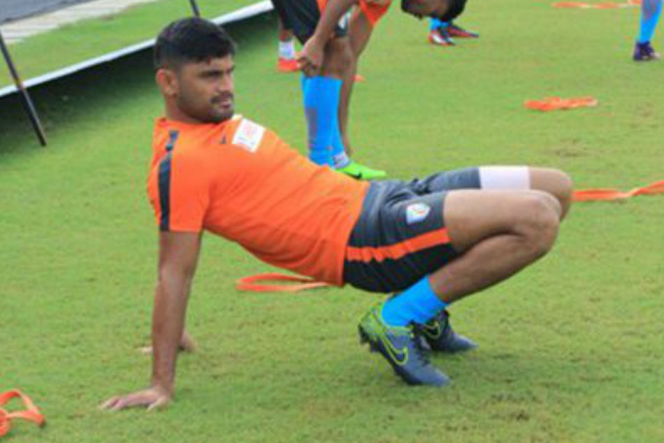 Isl Being Punished No Fault Mine Kerala Blasters Anas Edathodika 3 Match Ban
