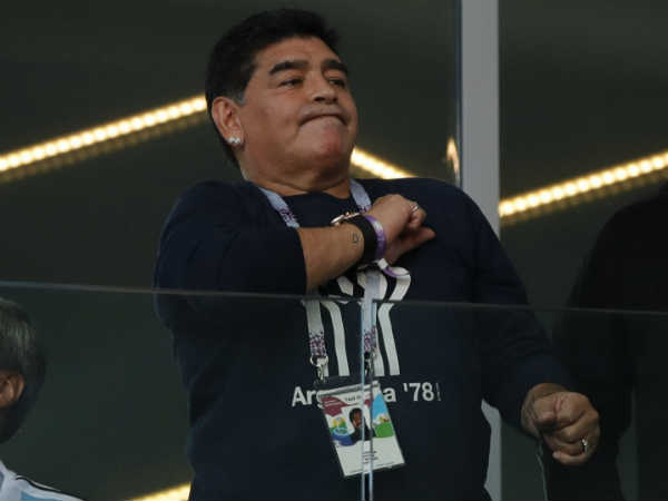Diego Maradona Makes Winning Start As Coach In Mexico