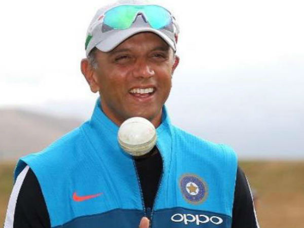 Rahul Dravid Has Some Advice For Indian Batsmen