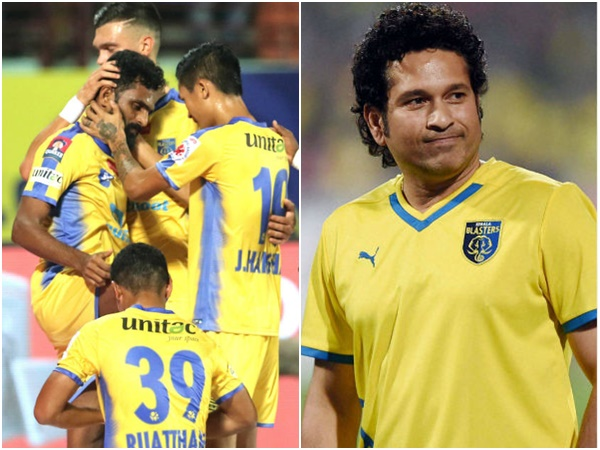 Sachin Confirms His Exit From Kerala Blasters