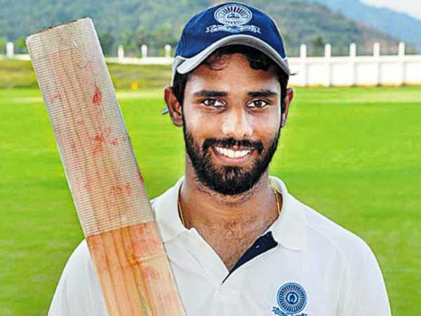 Hanuma Vihari Rewarded For Domestic Success