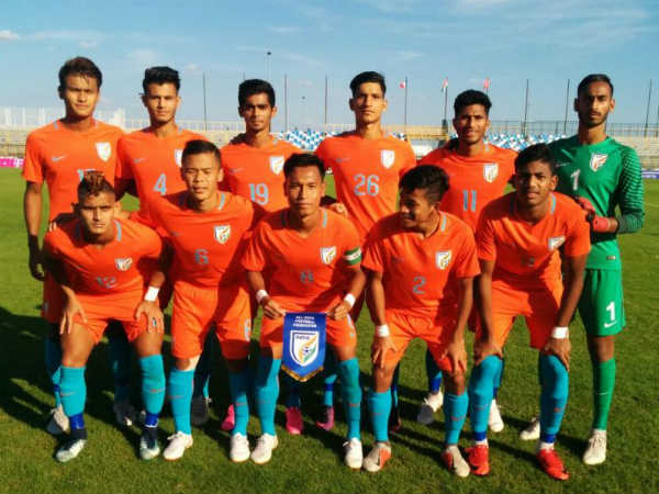 India Under 19 Team Beaten By France In Croatia