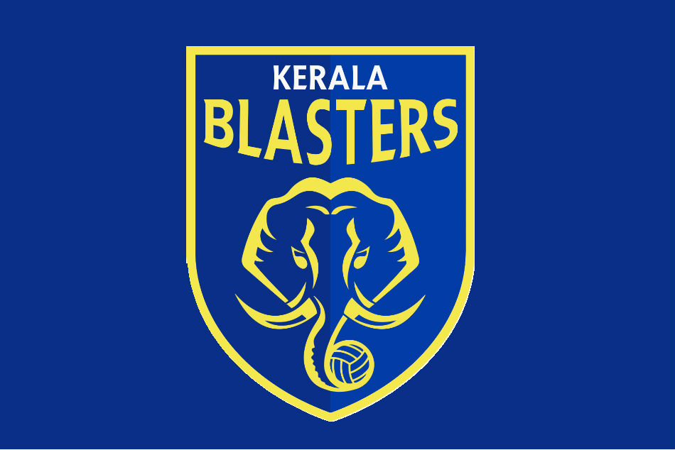 Indian Super Leagues Kerala Blasters Team