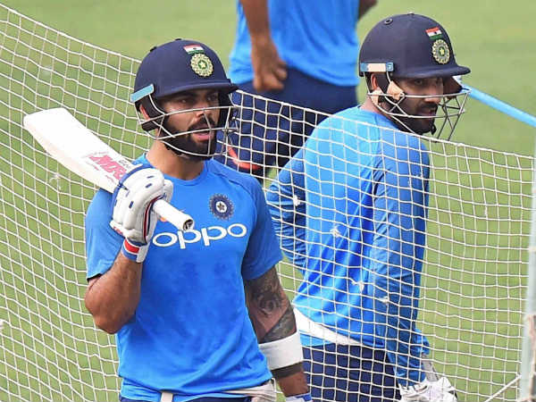 Rohit Unfollows Virat Kohli On Twitter And Instagram Reports