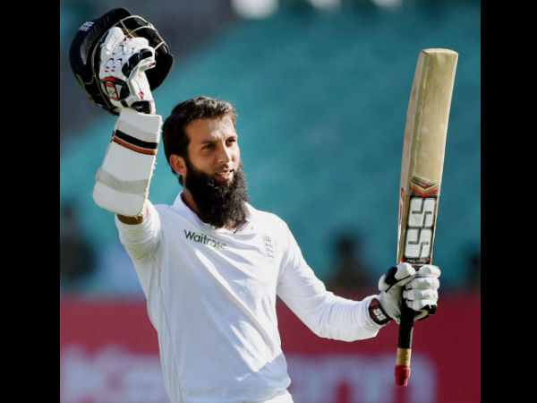 Moeen Ali Claims An Australia Player Called Him Osama