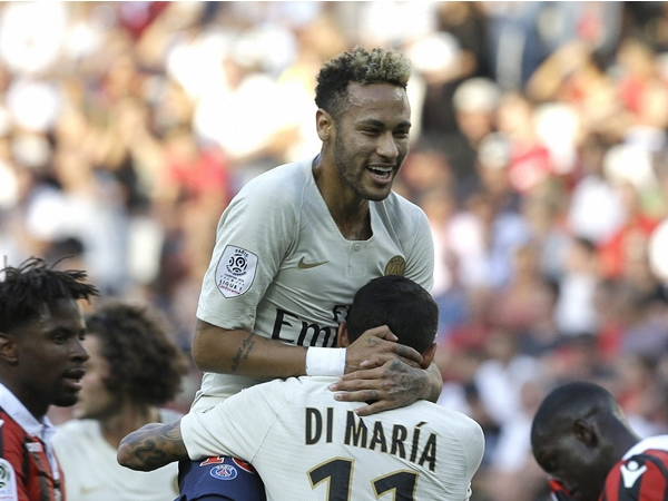 French League Psg Beat Nice