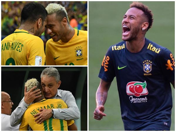 Neymar Appointed As Brazil S Permanent Captain